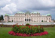 Vienne_Wien_Schloss_Belvedere