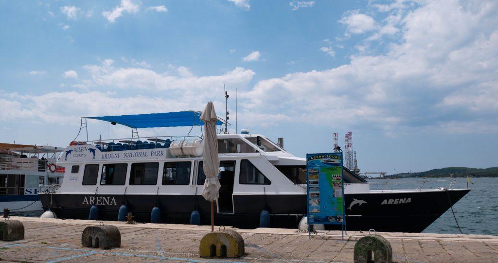 Pula_bateau_excursions