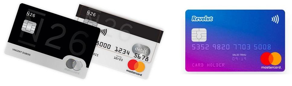 n26-revolut-cartes-bancaires