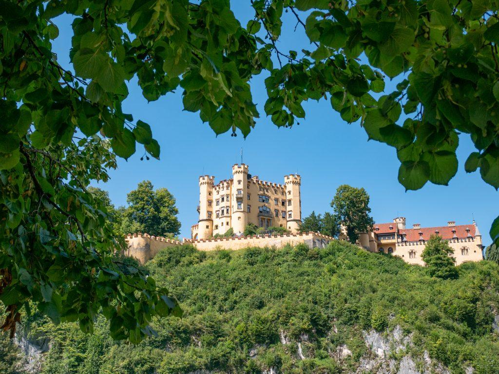 chateau_neuschwanstein_Hohenschwangau