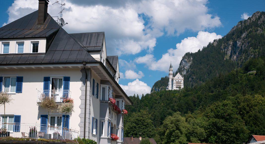 chateau_neuschwanstein_Hohenschwangau_chateau