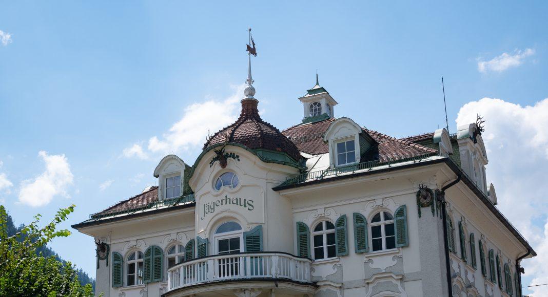 chateau_neuschwanstein_Hohenschwangau_jagerhaus